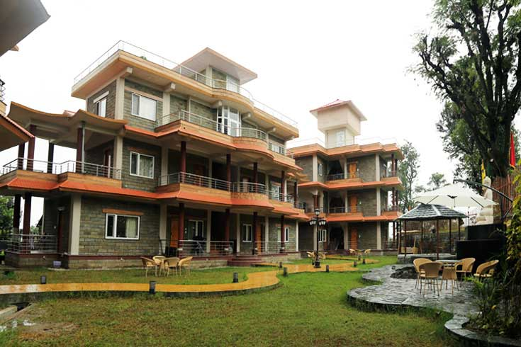 An Amazing Hotel In Dharamshala Near Norbulingka Institute